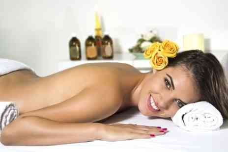 Le Beautique Spa - Full Body Scrub and Massage  - Save 55%