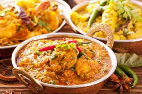 Bollywood Spice - Three Course All You Can Eat Indian Buffet For Up to Six - Save 44%