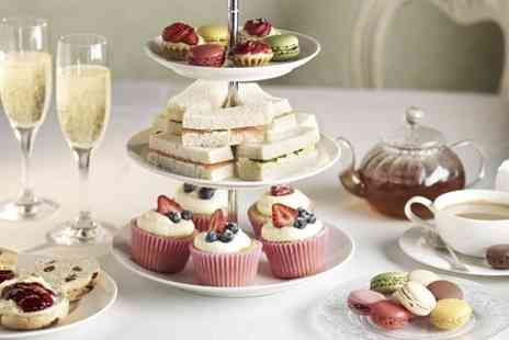 The Bistro at Haguelands - Afternoon Tea With Cava For Two  - Save 55%