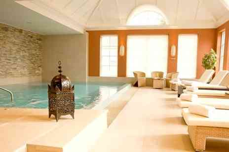 Cotswold House Hotel - Spa Package For One With Treatment and Snack  - Save 46%