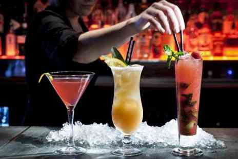 The Wrens Hotel - Cocktail Making Class With Nibbles - Save 54%