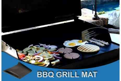 Trading Post Products - BBQ Grill Mats Including Delivery  - Save 40%