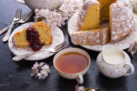Mei Ling Restaurant - Afternoon tea for 2 including scones, sandwiches and more - Save 55%
