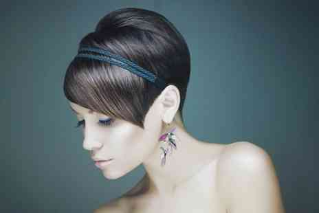 Charles Mbiro Hairdressing - Cut Condition and Blow Dry - Save 72%