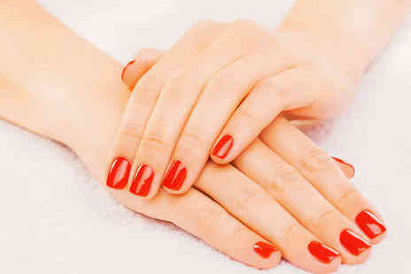 Clair at Ice Hair and Body - Hand File and Polish - Save 50%