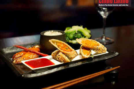 Chino Latino - Bento Box and Dessert Each for Two People - Save 52%