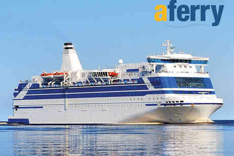 AFerry - £20 To Spend on Ferry Travel - Save 55%