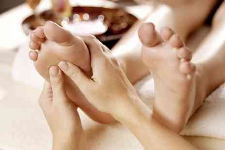 Bliss and Revive - One Sessions of Reflexology - Save 50%