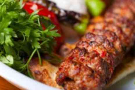 Turkish Kitchen -  8 course mezze feast for 2 - Save 58%