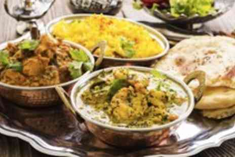 Haveli Restaurant and Bar - Two course Indian meal to share for 2 - Save 50%