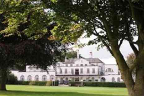 Hawkstone Park Hotel - One night break in Shropshire  for 2 with dinner & breakfast plus entry to Hawkstone Park Follies - Save 51%