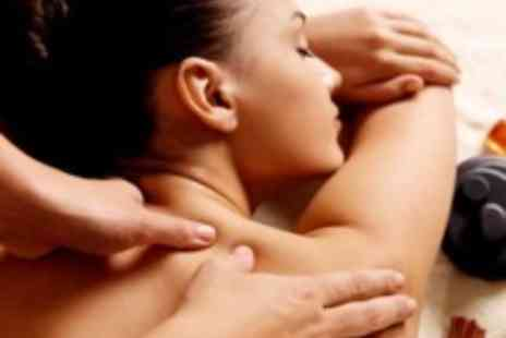 Beauty Basics - Aromatherapy or Swedish massage with a facial PLUS a choice of spray tan, manicure or pedicure - Save 50%