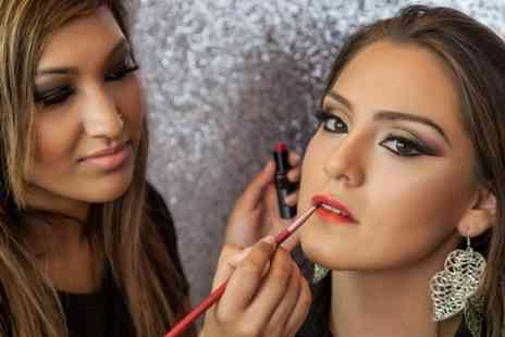 Make Up London Academy - Bridal Hair and Make Up Course  - Save 71%