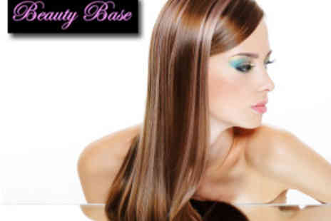 Beauty Base - Brazilian Keratin Blow Dry Treatment, £54 instead of £250 � Save 78%