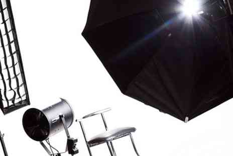 Dearden Studio - One Hour Studio Hire With Fixed Lighting - Save 51%