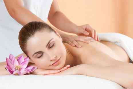 Hands on Healing - 60 minute full body massage reflexology or Reiki session - Save 60%