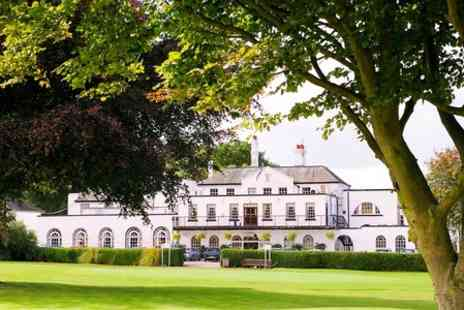 Hawkstone Park Hotel - One Night Stay for two With Meals - Save 47%