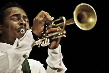 Eventim UK - One Ticket For Roy Hargrove Jazz Quintet  - Save 40%