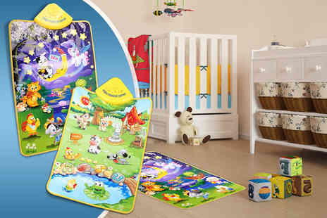 Suga Rush Love - Daytime or night time musical play mat - Save 52%