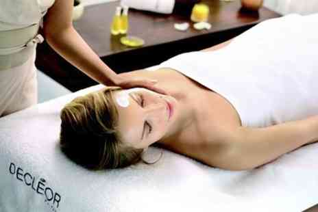 Corinium Health and Beauty - Decleor Facial and Back Massage  - Save 50%