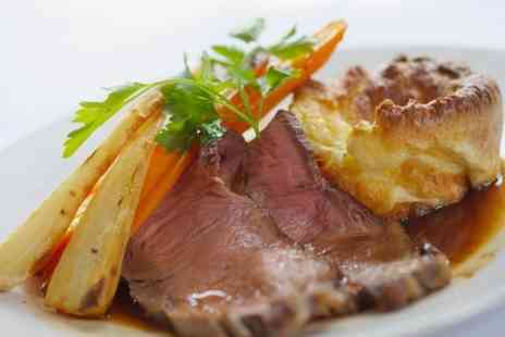 Kings Restaurant - Sunday Lunch For Two - Save 60%