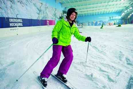Hemel Snowcentre - Two of Apres Social Ski or Snowboard Lessons - Save 51%