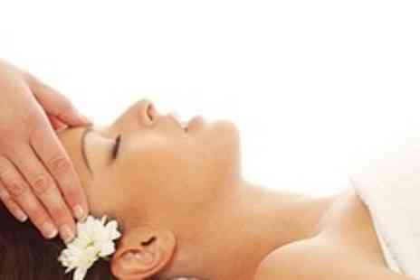 Inner Bliss - One Hour Aromatherapy Full Body Massage and 30 Minute Aromatic Facial - Save 60%