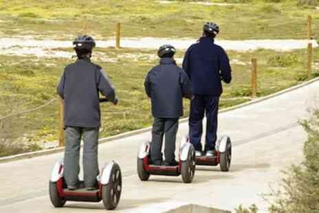 Segwayz - One hour weekend segway experience for 1 - Save 50%