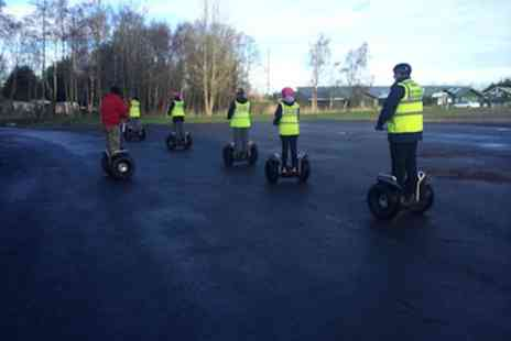 Segwayz - One hour weekday segway experience for 1 - Save 50%