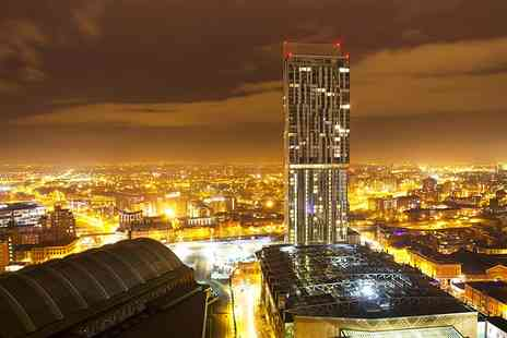 Manchester Marriott Victoria & Albert Hotel - One night stay in Manchester for Two - Save 44%