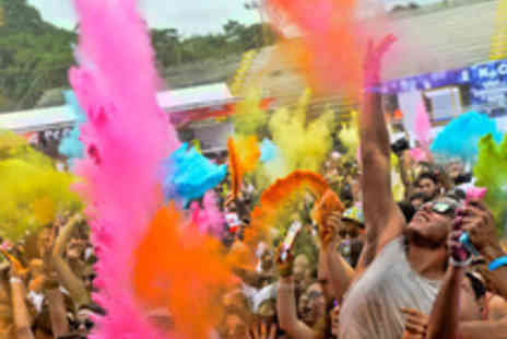 HOLI ONE - Ticket to HOLI ONE Colour Festival - Save 12%
