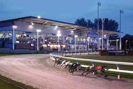 Drumbo Park - Entry Plus Racecard, Burger and Drink For One  - Save 50%