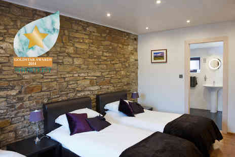 The Miners Arms - Two night break for 2 including breakfast - Save 51%