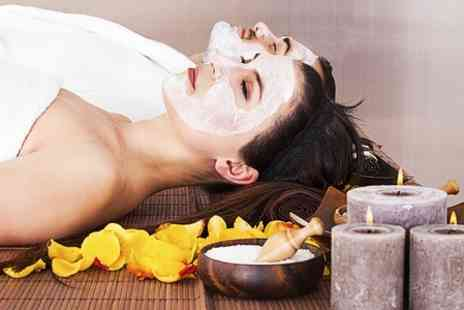 Stepping Stones Spa - Spa Day For Two With Five Treatments  - Save 68%