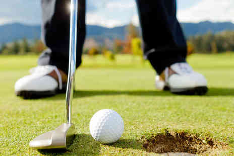 Maywood Golf Club - 18 Holes of Golf with Food and Drink for Two - Save 57%