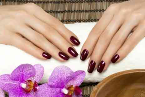 Glam N Glory Nail Bar - Acrylic or Gel Nail Extensions - Save 46%