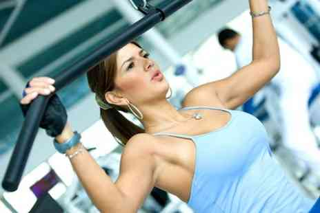 Nuffield Health - Five Gym Day Passes - Save 83%