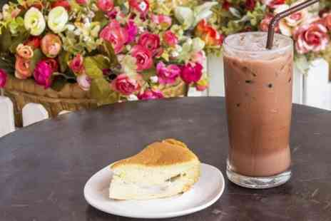 The Wrens Hotel - Iced Coffee and Cake For Two - Save 57%