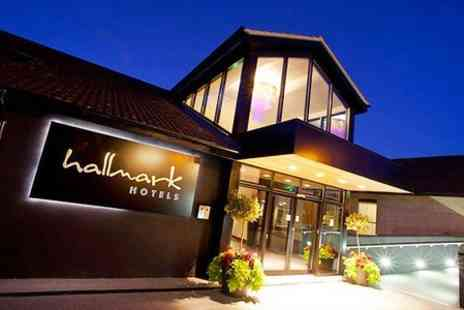 Hallmark Hotel Gloucester - One Night Stay For Two With Breakfast and Tapas Plate  - Save 47%