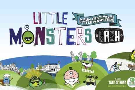 Little Monsters Bash - Entry to Little Monsters Bash featuring Peppa Pig Dick & Dom & CBeebies For One  - Save 30%