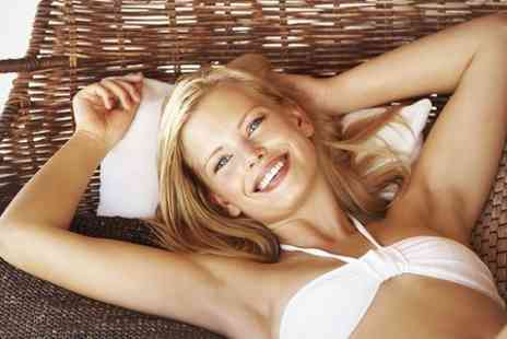 Hair at His and Hers Beauty Clinic - Six Sessions of  Laser Hair Removal - Save 87%