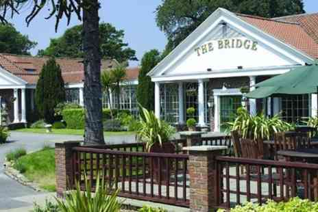 The Bridge Hotel and Spa - One Night Stay 4 Star Stay For Two - Save 39%