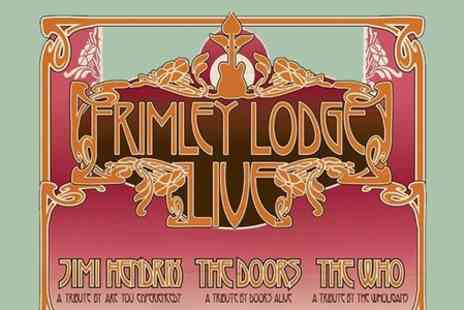 The Camberley Theatre - Frimely Lodge Live Summer Festival  - Save 50%