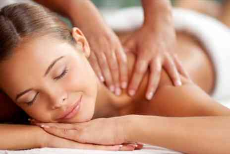 Perkins Health - Full Body Massage & Bubbly - Save 50%
