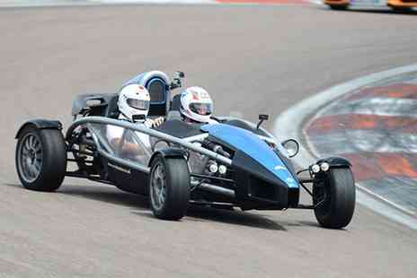 The Real Gran Turismo -  S2000 vs Ariel Atom experience - Save 55%