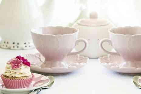 De Rougemont Manor - Afternoon Tea For Two - Save 37%