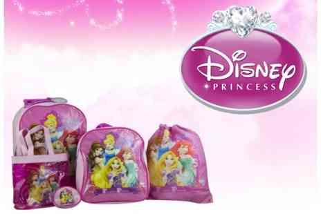 Trading Post Products - Disney Luggage Sets  - Save 46%