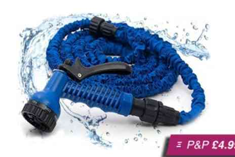 Trading Post Products -  50ft no tangle garden hose - Save 56%