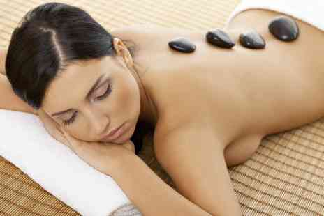 Maries Beauty - One Hour Hot Stone Massage - Save 50%
