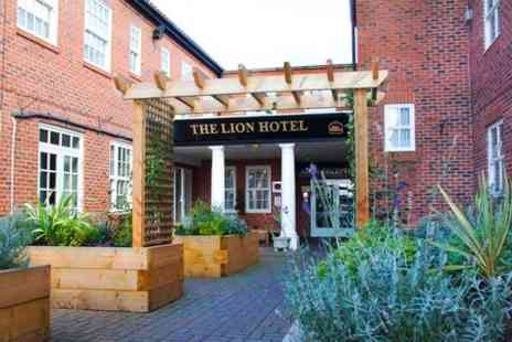 BEST WESTERN Lion Hotel - One Night Stay For Two With Breakfast and Prosecco  - Save 63%
